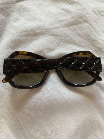 Óculos Versace marrom tartaruga  - Foto 2