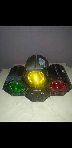 Jogo de luz 3 cores Marca Controller