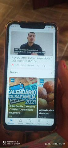 Xiaomi redmi note 6 pro vendo ou troco - Foto 5