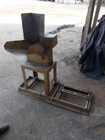 Triturador completo sem motor