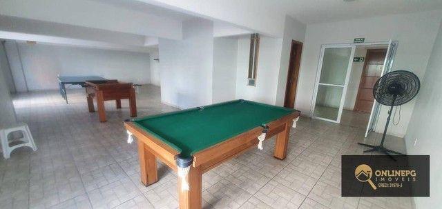 Apartamento com 2 dormitórios à venda, 80 m² por R$ 420.000,00 - Vila Tupi - Praia Grande/ - Foto 10