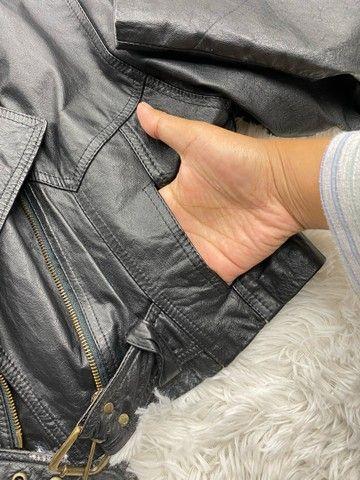 Jaqueta de couro  - Foto 6