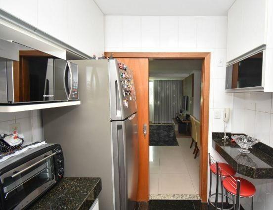 Apartamento 3 qtos 1 suite e 2 vagas= Bairro Castelo - Foto 19
