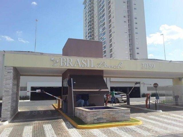 Ed. Brasil Beach Home Resort para Locação - Com Armário - Foto 5