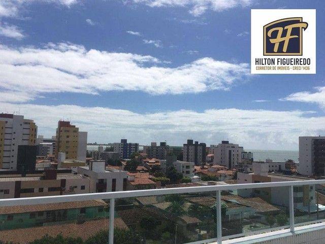 Apartamento com 2 dormitórios à venda, 65 m² por R$ 350.000,00 - Bessa - João Pessoa/PB