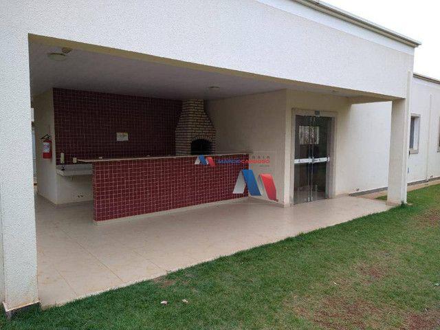 Apartamento com 2 dormitórios à venda, 50 m² por R$ 140.000,00 - Rios di Itália - São José - Foto 5