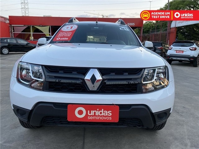 Renault Duster 2020 1.6 16v sce flex expression x-tronic - Foto 2