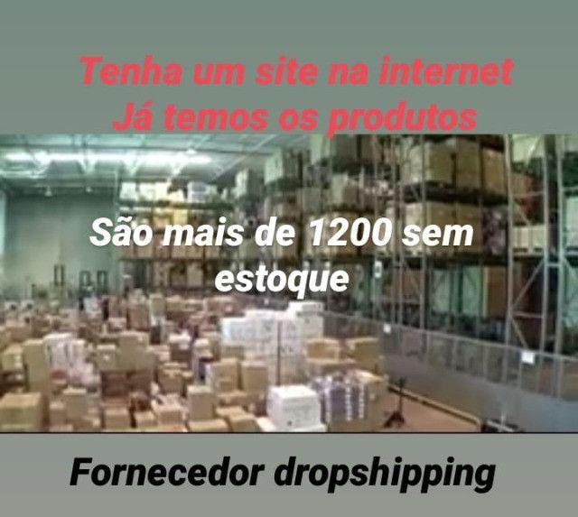 Trabalho fornecedor dropshipping sem estoque 1200 produtos