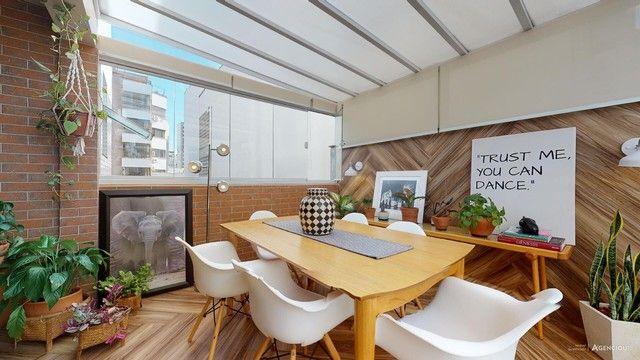 Apartamento de 101m², com 2 dormitórios/quartos, 1 suite com closet, 2 vagas cobertas - Jd - Foto 6