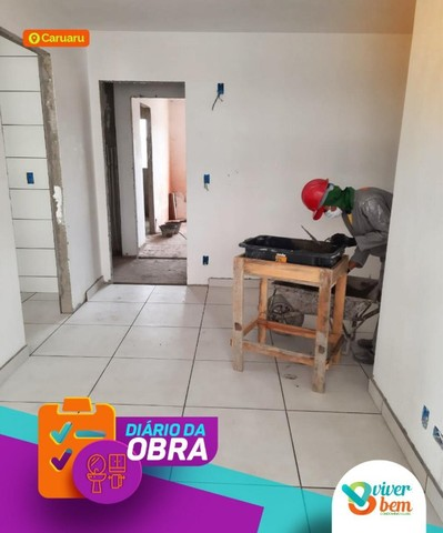 Apartamento no  condomínio clube Viver Bem, o mais completo de Caruaru - Foto 11