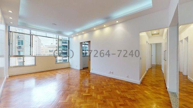 Apartamento para comprar com 106 m², 3 quartos (1 suíte) e 1 vaga em Ipanema - Rio de Jane