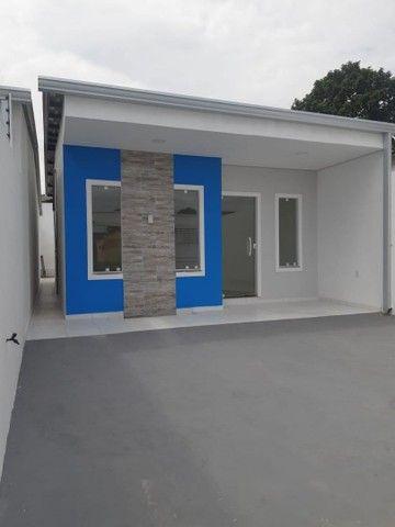 Casa com 2 quartos e quintal no Águas Claras