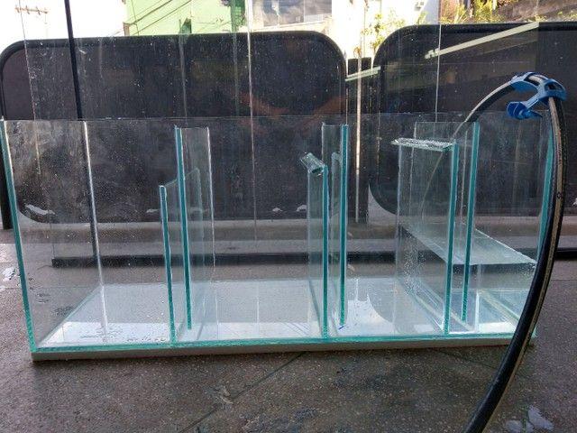 Fabricamos sump para aquário de todos os tamanhos.