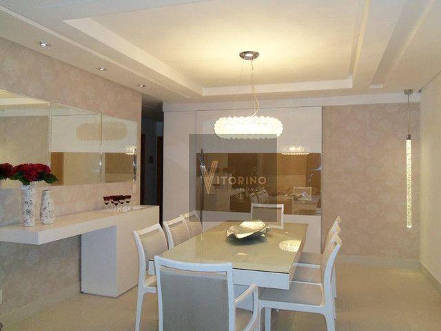 Apartamento com 4 dormitórios à venda, 201 m² por R$ 1.300.000,00 - Miramar - João Pessoa/