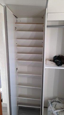 Transferência Porteira Fechada Apartamento Todo Planejado Próximo AV. Duque de Caxias - Foto 14