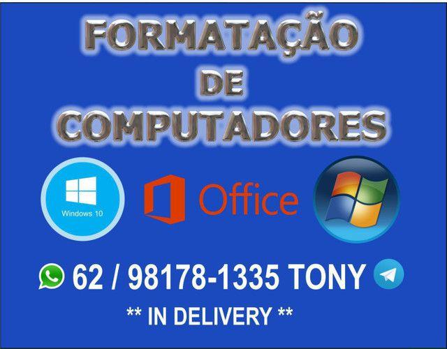 Formatação de computadores - Foto 2