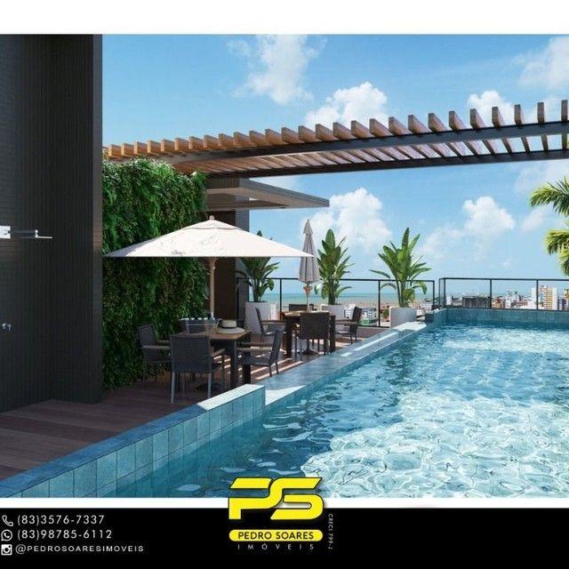 Flat à venda, 32 a 35 m² partir de R$ 214.681 - Bessa - João Pessoa/PB - Foto 2