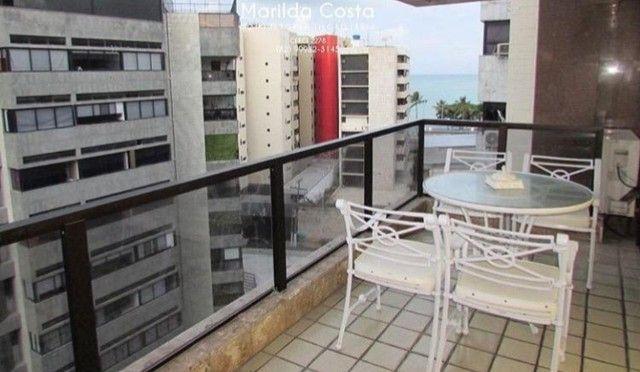 Apartamento à venda, 4 quartos, 2 suítes, 2 vagas, Ponta Verde - Maceió/AL