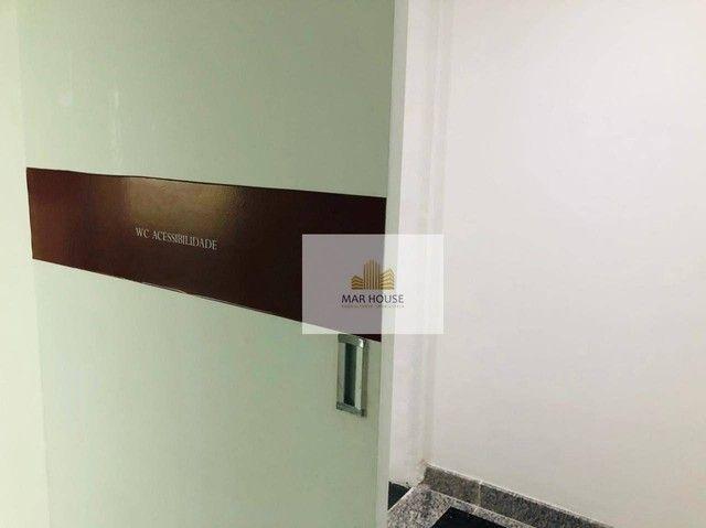 Sala, 353 m² - venda por R$ 3.003.000,00 ou aluguel por R$ 24.059,14/mês - Ilha do Leite - - Foto 10