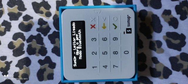 Máquina de cartão Sumup - Foto 2