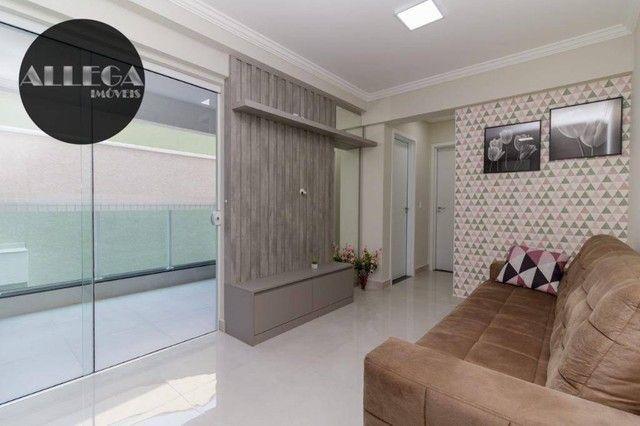 Apartamento com 2 dormitórios à venda, 59 m² por R$ 364.000,00 - Fanny - Curitiba/PR - Foto 10
