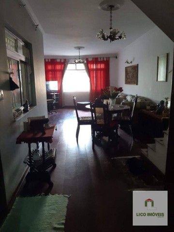 Sobrado com 4 dormitórios para alugar, 252 m² por R$ 4.300/mês - Vila Guilherme - São Paul