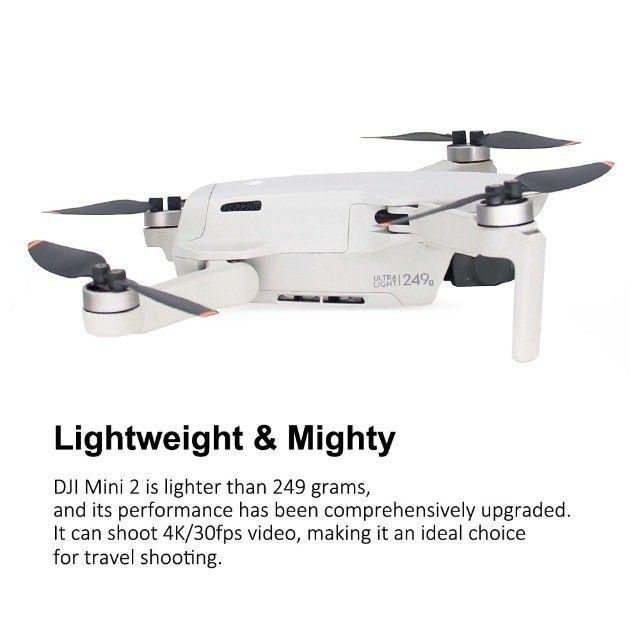 Drone DJI Mini 2  (+Brinde) Novo - Pronta Entrega - Foto 5