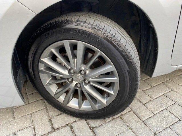 Corolla GLI Upper 1.8 AT 17/18  **Apenas 43 mil km** - Foto 13