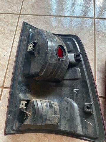 Par lanterna original traseira Dodge Ram 2012  - Foto 2