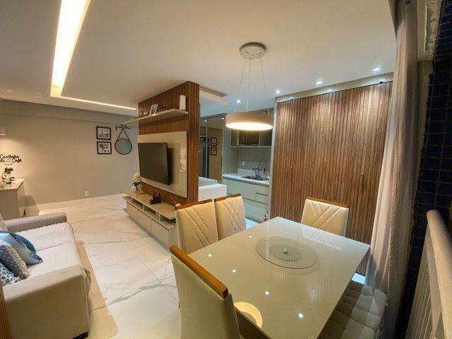 Vendo Apartamento 2/4 Vista Mar em Buraquinho $510.000