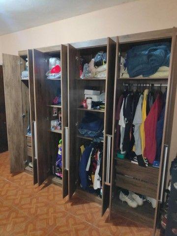Guarda roupas 8 portas  - Foto 2