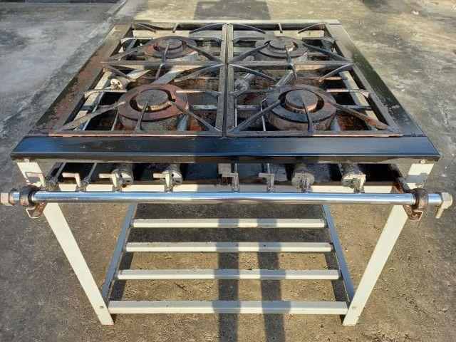 Fogão industrial  - Foto 5
