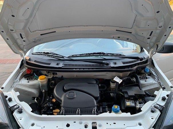 Fiat Uno Attractive 1.0 Flex 2020/2020 Branco Cód. 2055 - Foto 16
