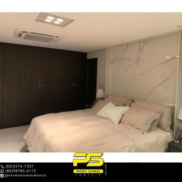 ** PROJETADOS ** Apartamento à venda, 70 m² por R$ 650.000 - Altiplano - João Pessoa/PB - Foto 6