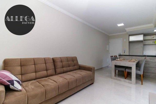 Apartamento com 2 dormitórios à venda, 59 m² por R$ 364.000,00 - Fanny - Curitiba/PR - Foto 13