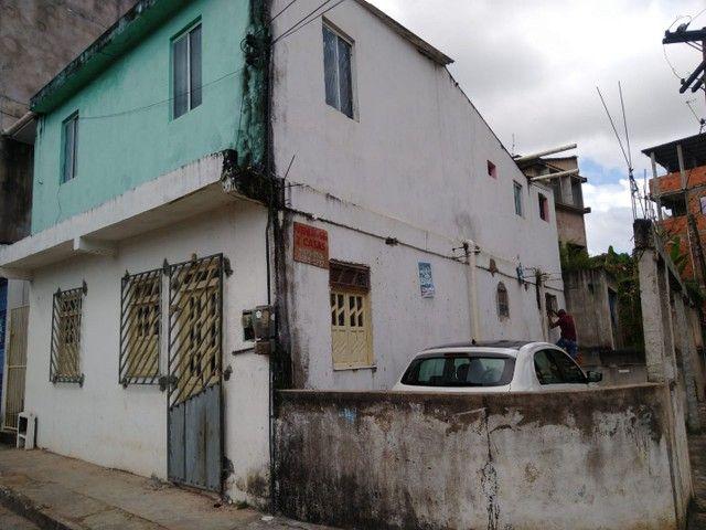 Vendo duas  casas em São Tomé de Paripe