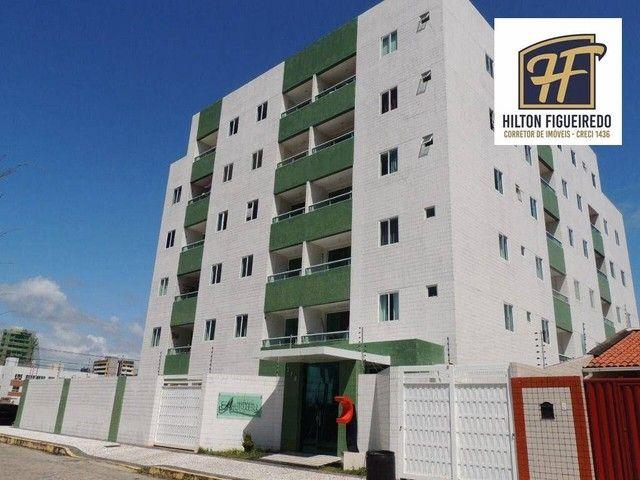 Apartamento com 2 dormitórios à venda, 65 m² por R$ 350.000,00 - Bessa - João Pessoa/PB - Foto 2
