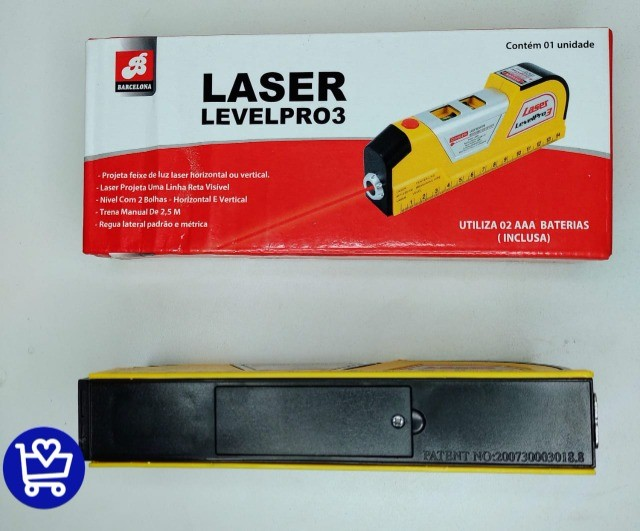 Nível a Laser (entrega gratis) - Foto 4