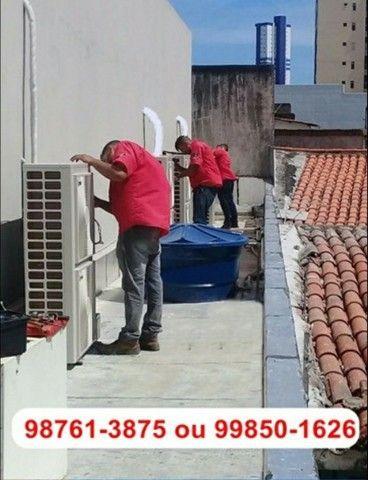 Instalação e Manutenção ar condicionado profissional  - Foto 3