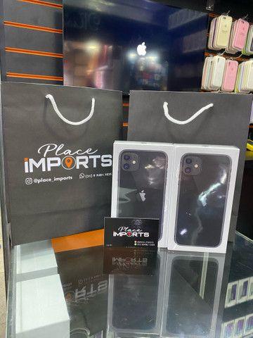 IPhone 11 64Gb, lacrado, loja física e entregamos em toda Bh e região