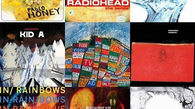 Radiohead todas as mu$ic@s p/ouvir no carro, em casa no apto - Foto 2