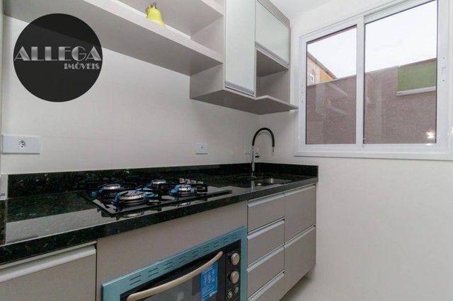 Apartamento com 2 dormitórios à venda, 59 m² por R$ 364.000,00 - Fanny - Curitiba/PR - Foto 17