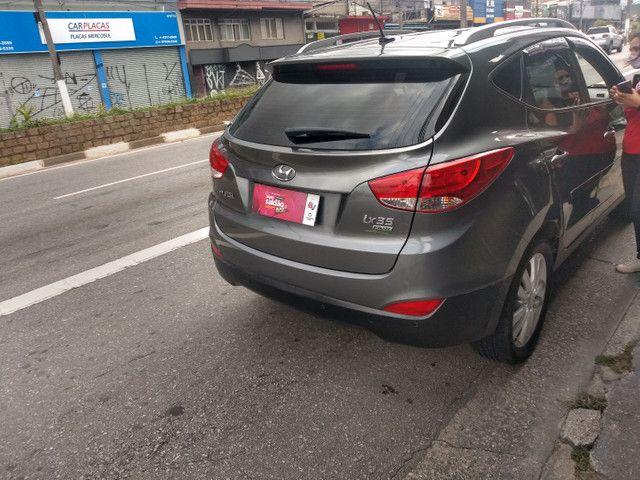 Hyundai ix35 2016 gls automatico + couro + start - Foto 7
