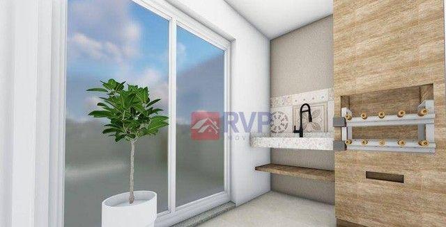 Apartamento com 3 dormitórios à venda por R$ 269.000,00 - Recanto da Mata - Juiz de Fora/M - Foto 4