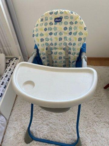Cadeira de alimentação Chico semi nova  - Foto 2
