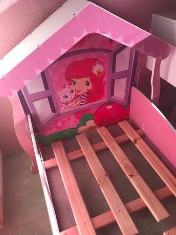 Cama infantil com coxão. - Foto 2