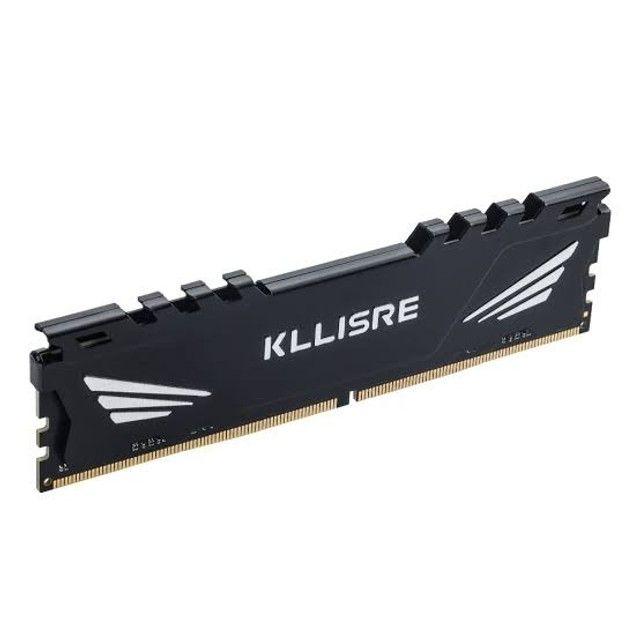 Memoria Ram DDR4 8Gb 2666MHz Kllisre - PC - Entrego e Aceito Cartões - Foto 2