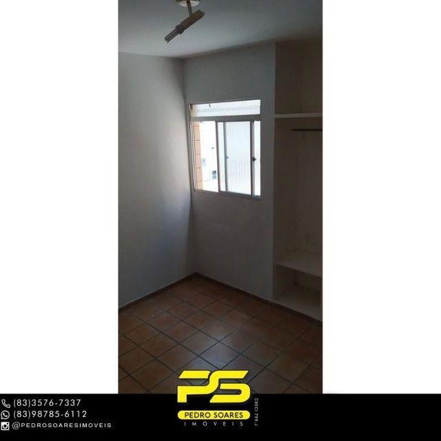 Apartamento com 3 dormitórios à venda, 103 m² por R$ 200.000 - Brisamar - João Pessoa/Para - Foto 6