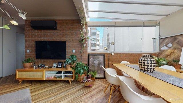 Apartamento de 101m², com 2 dormitórios/quartos, 1 suite com closet, 2 vagas cobertas - Jd - Foto 5