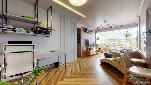 Apartamento de 101m², com 2 dormitórios/quartos, 1 suite com closet, 2 vagas cobertas - Jd - Foto 10